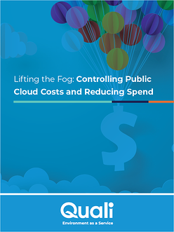 Controling Public Cloud Costs and Reducing Spend White Paper Thumbnail
