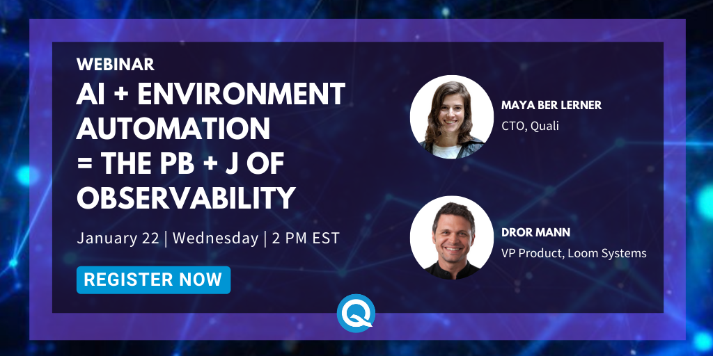 Register for our AI + Environment webinar on Jan 22 to learn strategies for improving product reliability without slowing innovation